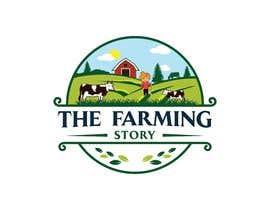 "#226 untuk Design a Logo for a ""Organic Farming Company"" oleh lindenvergia"