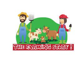 "#215 untuk Design a Logo for a ""Organic Farming Company"" oleh mstmarufjahan"