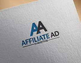 arifislam9696 tarafından Create a Logo and Favicon for new website AffiliateAdMarketing.com için no 62