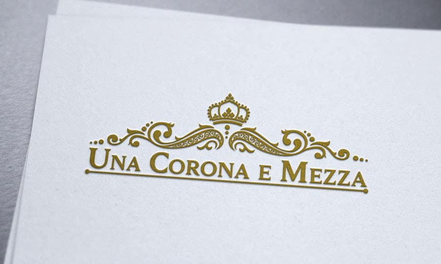 Contest Entry #                                        51                                      for                                         Disegnare un Logo for Una corona e mezza (home restaurant)