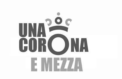#58 cho Disegnare un Logo for Una corona e mezza (home restaurant) bởi Nihadricci