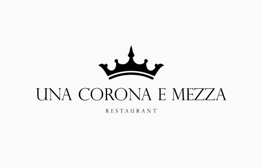 Contest Entry #                                        55                                      for                                         Disegnare un Logo for Una corona e mezza (home restaurant)