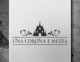 #20 cho Disegnare un Logo for Una corona e mezza (home restaurant) bởi vasked71