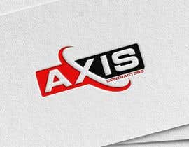 #87 for AXIS  COMPANY LOGO by nuzart