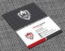 #884 para Need Business Cards for a Sports Card Shop Business por bellezaangeljr