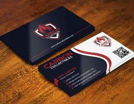 #967 para Need Business Cards for a Sports Card Shop Business por expectsign
