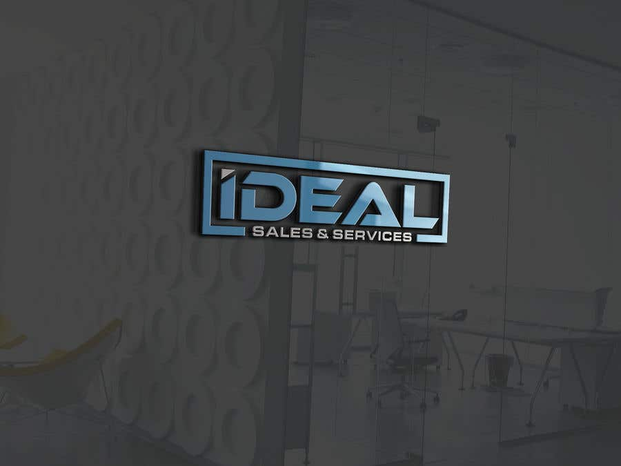 Contest Entry #                                        93                                      for                                         Logo for iDeal Sales & Services
