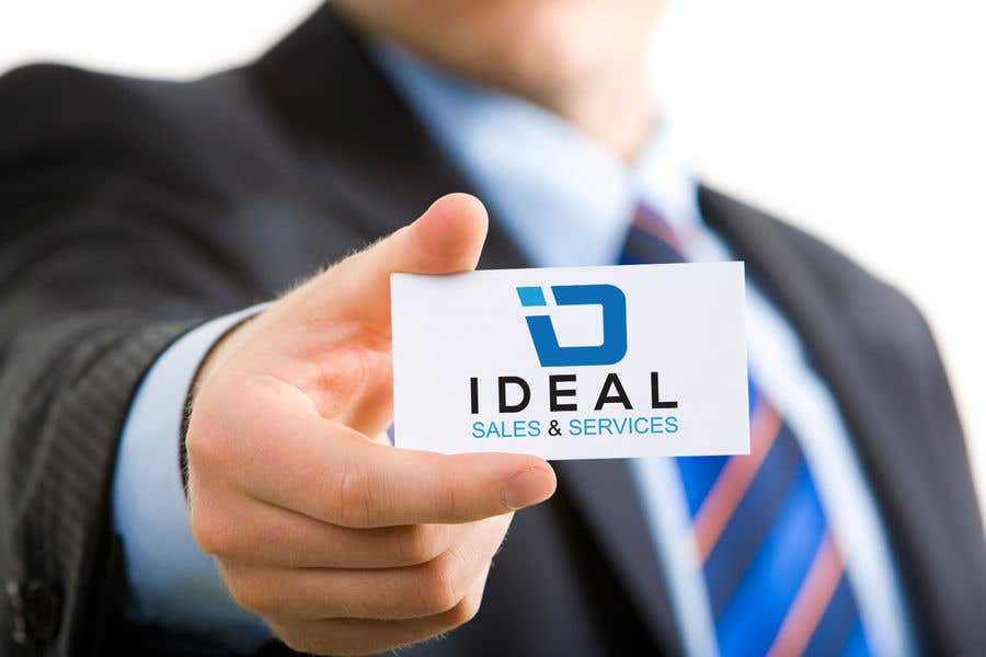 Contest Entry #                                        140                                      for                                         Logo for iDeal Sales & Services
