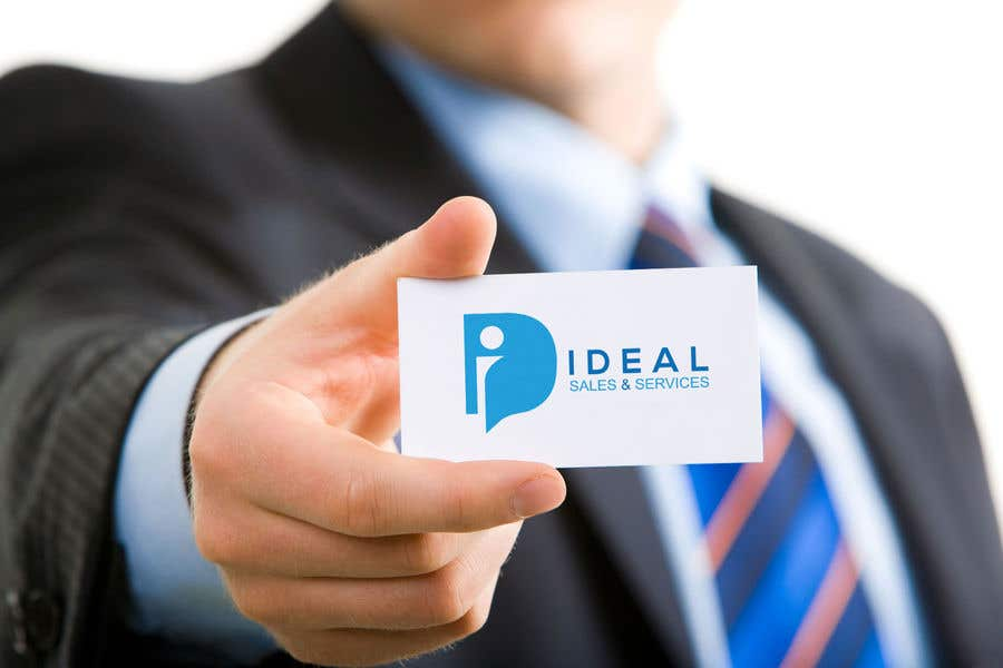 Contest Entry #                                        156                                      for                                         Logo for iDeal Sales & Services
