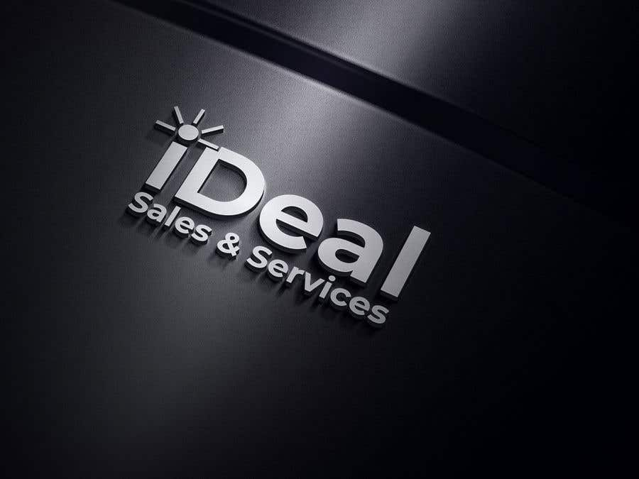 Contest Entry #                                        192                                      for                                         Logo for iDeal Sales & Services