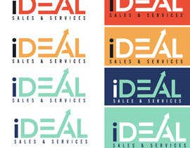 #215 for Logo for iDeal Sales & Services by Ahmarniazi