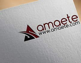 #63 for Design a Logo for my personal blog www.Amaete.com by stojicicsrdjan