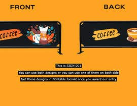 #13 for designs for the printed coffee barrier af harshit10226