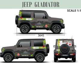 #3 para New Car Wrap/Decals por jitumoni786