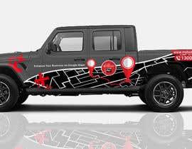 #44 para New Car Wrap/Decals por alsabbir10