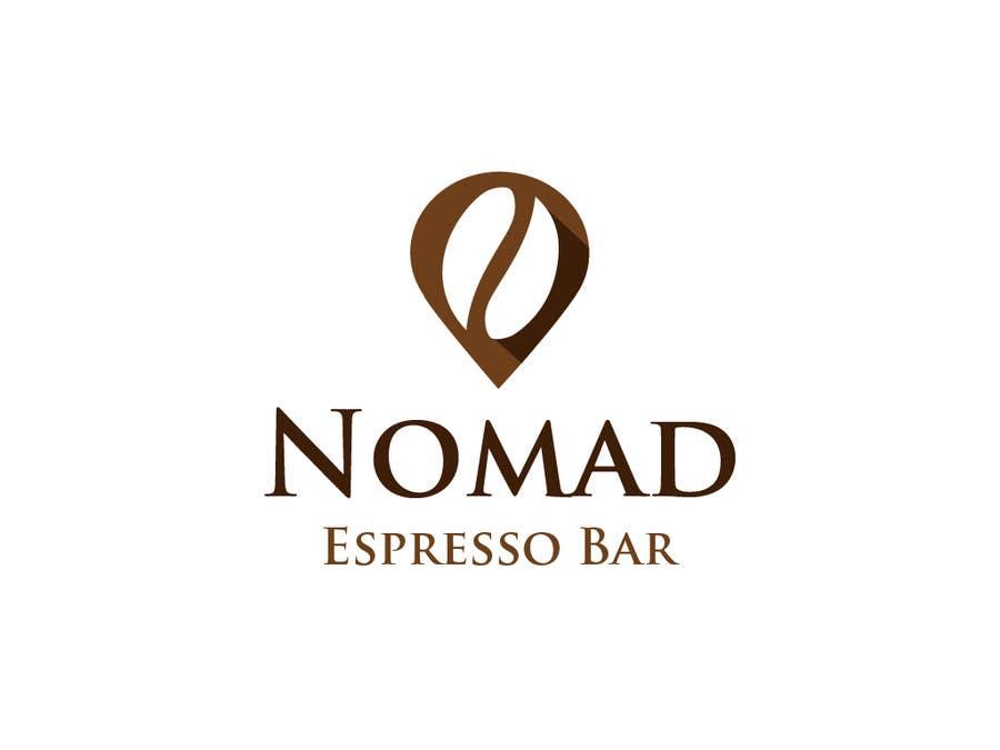 Penyertaan Peraduan #51 untuk Design a Logo for an espresso bar