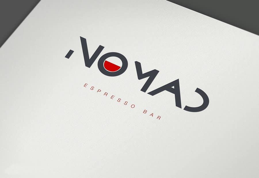 Penyertaan Peraduan #48 untuk Design a Logo for an espresso bar