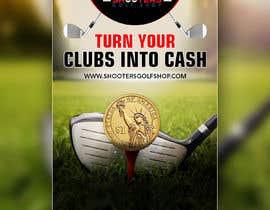 Nro 22 kilpailuun Golf Shop Advertising Pictures / Designs käyttäjältä SaravananK06