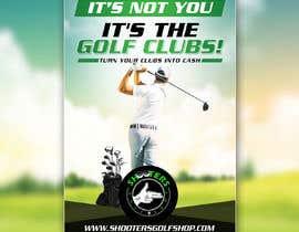 Nro 30 kilpailuun Golf Shop Advertising Pictures / Designs käyttäjältä SaravananK06