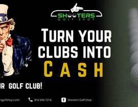 Nro 24 kilpailuun Golf Shop Advertising Pictures / Designs käyttäjältä nurfatihah99
