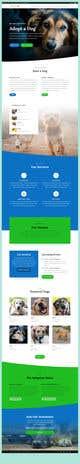 Kilpailutyön #                                                11                                              pienoiskuva kilpailussa                                                 Create a website mockup for a business that offers pet health certificates