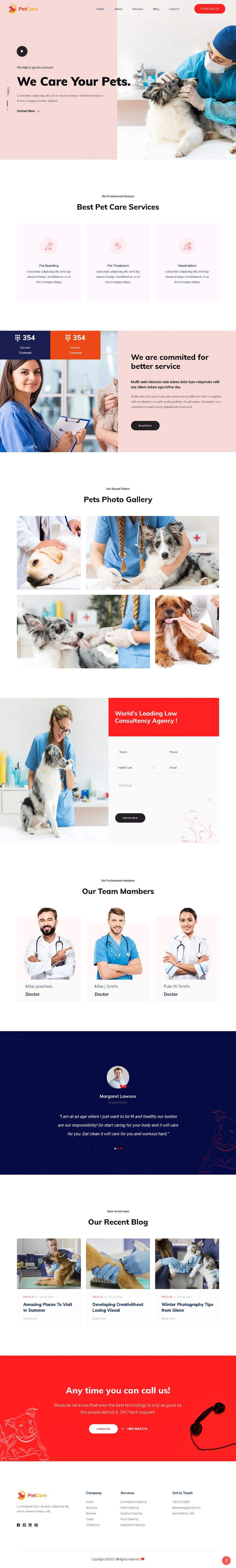 Kilpailutyö #                                        12                                      kilpailussa                                         Create a website mockup for a business that offers pet health certificates