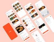 Grocery & Food App design için Graphic Design279 No.lu Yarışma Girdisi