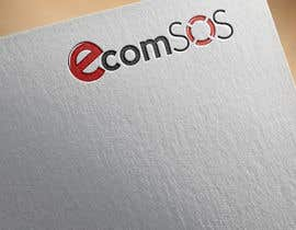 #50 for Logo for EcomSOS.com by marcusodolescu