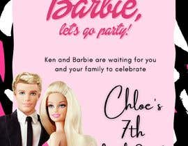 #290 for Child brithday party invitation by beatrixsz