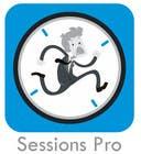Graphic Design Konkurrenceindlæg #6 for Design a Logo for Sessions Pro Application