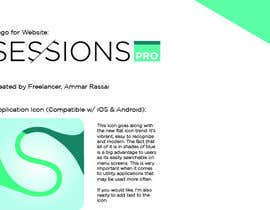 #9 cho Design a Logo for Sessions Pro Application bởi ammar99r