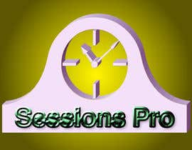 #19 cho Design a Logo for Sessions Pro Application bởi alibensmida
