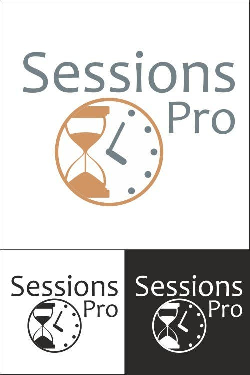 Konkurrenceindlæg #                                        28                                      for                                         Design a Logo for Sessions Pro Application
