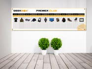 Graphic Design Contest Entry #3 for Design a Prize Banner for Company Wall (90 Inches (H) x 300 Inches (W))