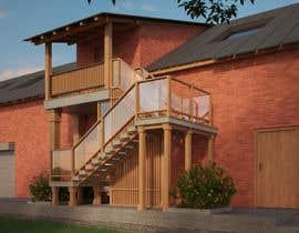 Nro 14 kilpailuun top floor apartment reconstruction design, plan, skizzy, architect job käyttäjältä Psdesai19