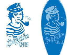#2 for Design a Logo for Carton Surfboards af andrijapajic
