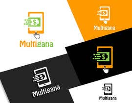 #246 for Diseñar un logotipo for MULTIGANA by RihabFarhat