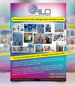 Nro 10 kilpailuun Hilo Brochure käyttäjältä msdvenkat