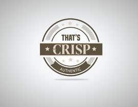 #91 untuk Design a Logo for That's Crisp oleh jaiko