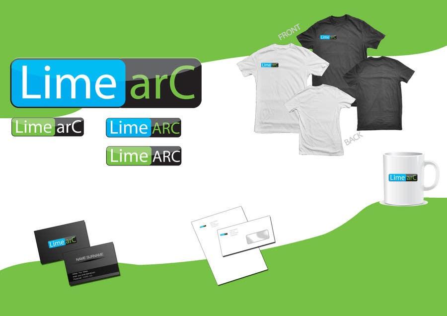 Proposition n°69 du concours Logo Design for Lime Arc