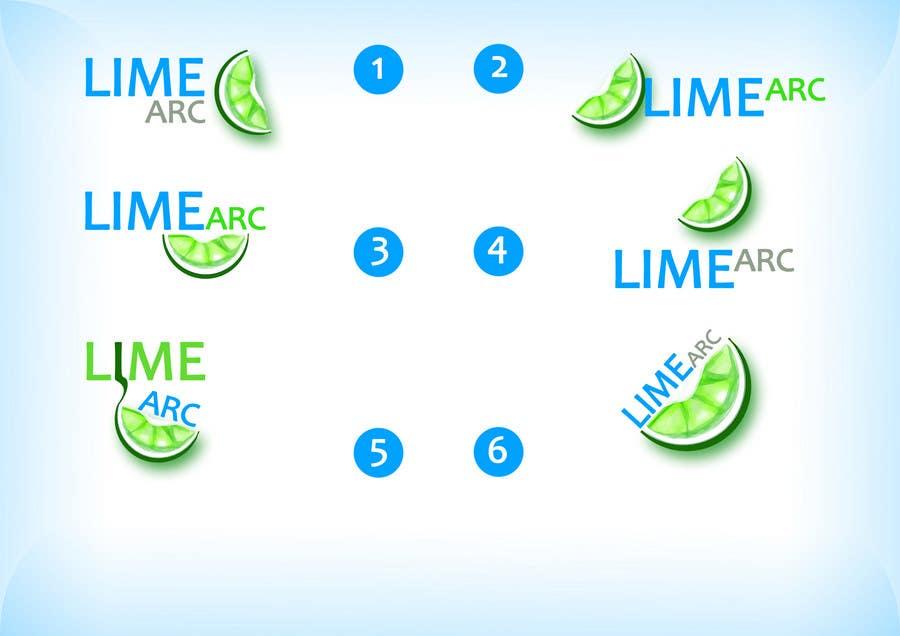 Proposition n°39 du concours Logo Design for Lime Arc