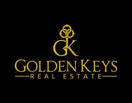 #53 for Design a Logo for Golden Keys Inc. by cbarberiu
