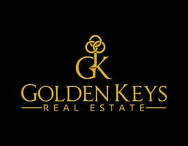 #54 for Design a Logo for Golden Keys Inc. by cbarberiu