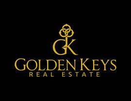 #58 for Design a Logo for Golden Keys Inc. by cbarberiu