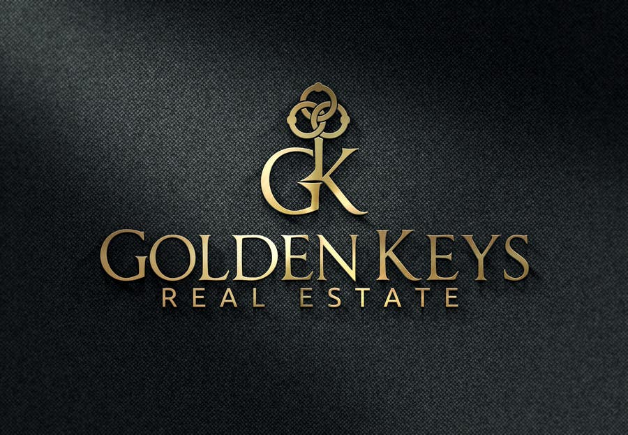 Penyertaan Peraduan #63 untuk Design a Logo for Golden Keys Inc.