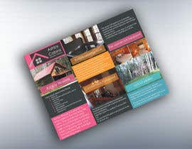 #9 para Design a Brochure for Ashby Cabins por ahsan1200