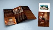Graphic Design Entri Peraduan #7 for Design a Brochure for Ashby Cabins