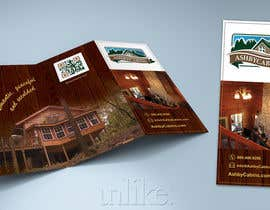 #20 para Design a Brochure for Ashby Cabins por cibin