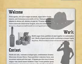 nº 2 pour Build a Website for western themed business par Bugesz