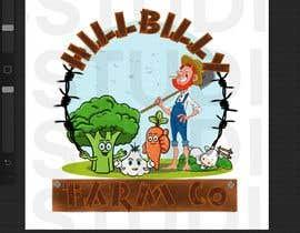 #53 for 'HillBilly Farm Co' logo design by carlosdisenador6